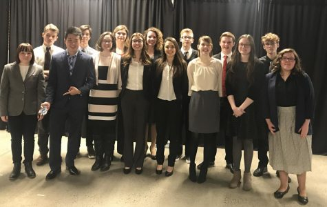 FBLA members qualify for state competition