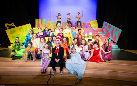 Tickets on sale now for Seussical the Musical